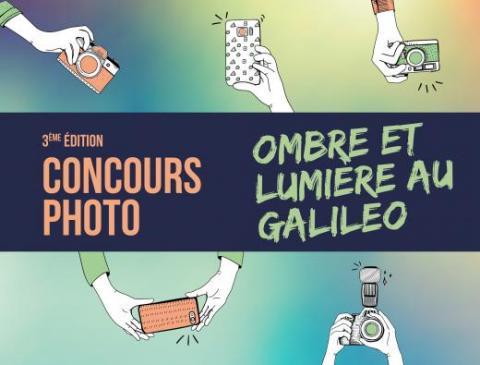 3ème édition du concours photo @Galileo